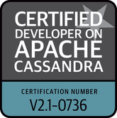 Certified Developer on Apache Cassandra